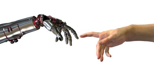Oameni și roboți