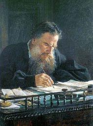Azi despre Tolstoi și nunumai